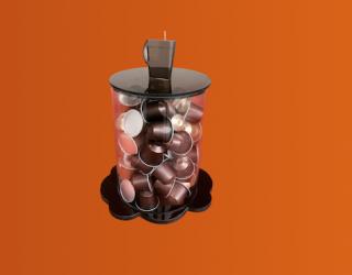 Collecteurs de capsules de café