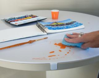 Protection de table plexi : Stop au stress et du temps gagné !