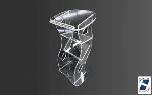Objets en plastique sur mesure harlor for Monsieur meuble saran