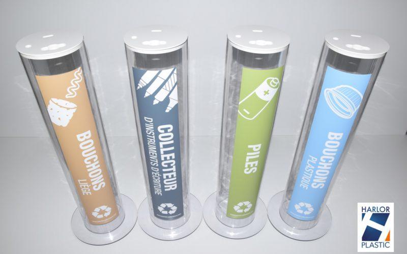 Collecteur grand modèle pour recyclage