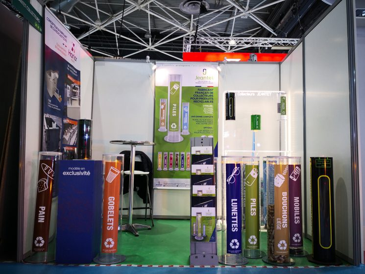 SALON POLLUTEC HALL 2 F53