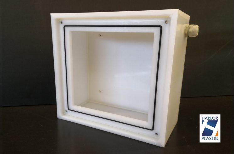 Boite étanche plastique pour borne wifi