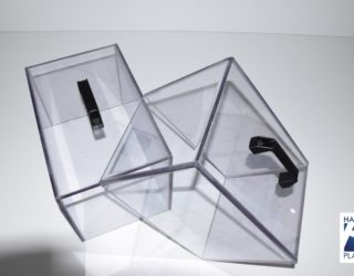 Carters et capots de protection en Polycarbonate