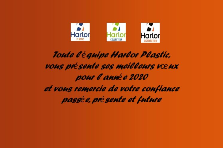 HARLOR PLASTIC VOEUX 2020