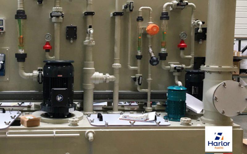 Tuyauterie plastique pression et ventilation