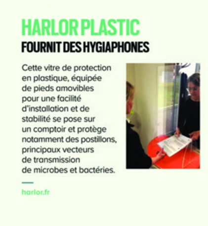 HARLOR PLASTIC ARTICLE MAGAZINE MAESTRIA