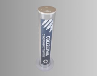 Collecteurs de stylos et feutres