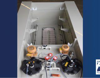 Cuve équipée pour traitement de surface de Nickel Electrolytique