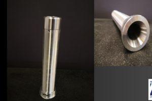 Support d'insert de guidage en Aluminium HR Fortal 7075