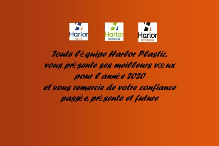 HARLOR PLASTIC VOEUX 2020
